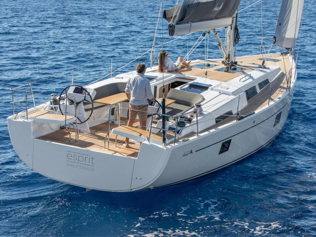 What to expect from HANSE 505?, Yacht Charter Croatia