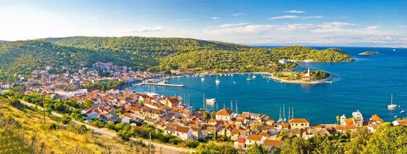 Vis – Unavoidable Stop Point During Sailing Croatia