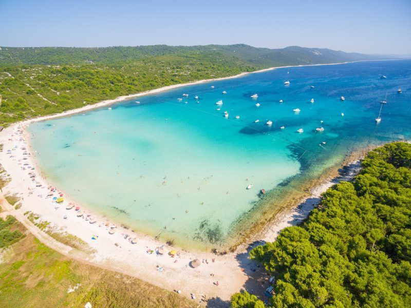 Zadar – 7 days route