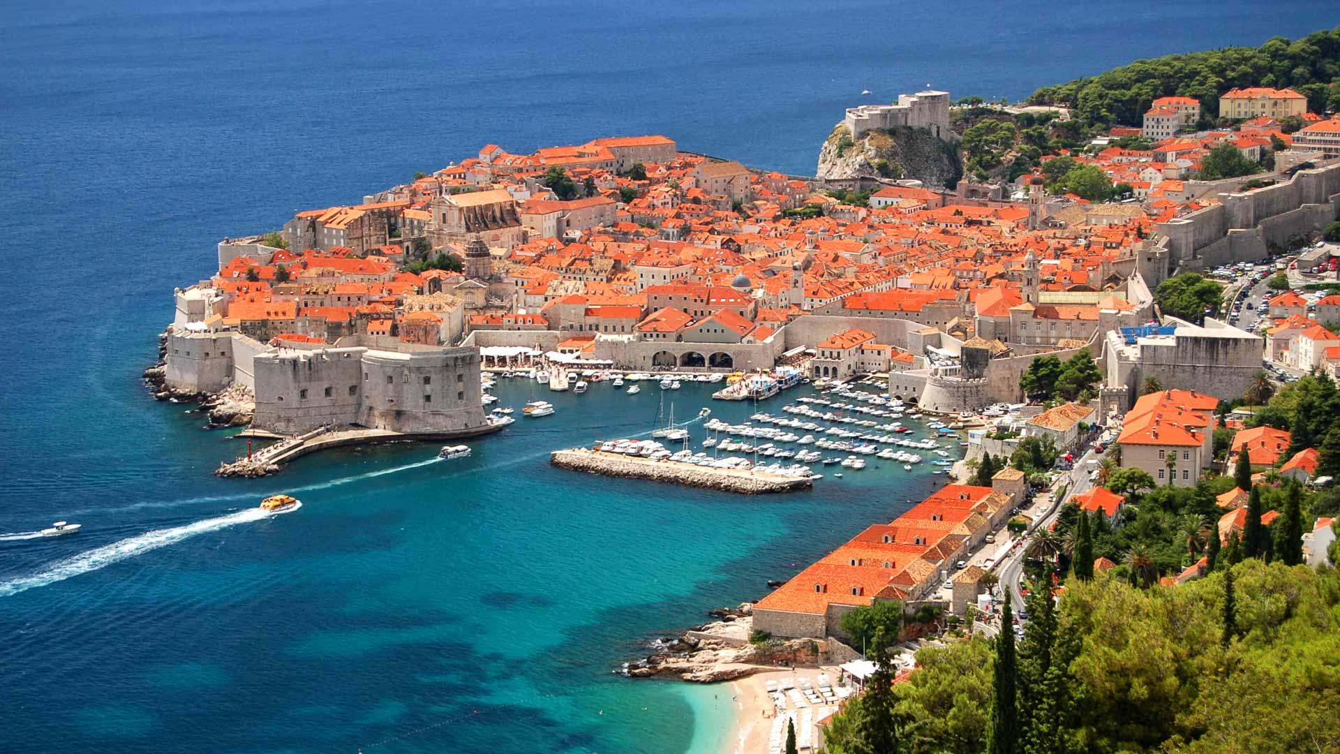 One Way route Dubrovnik – Split 7days
