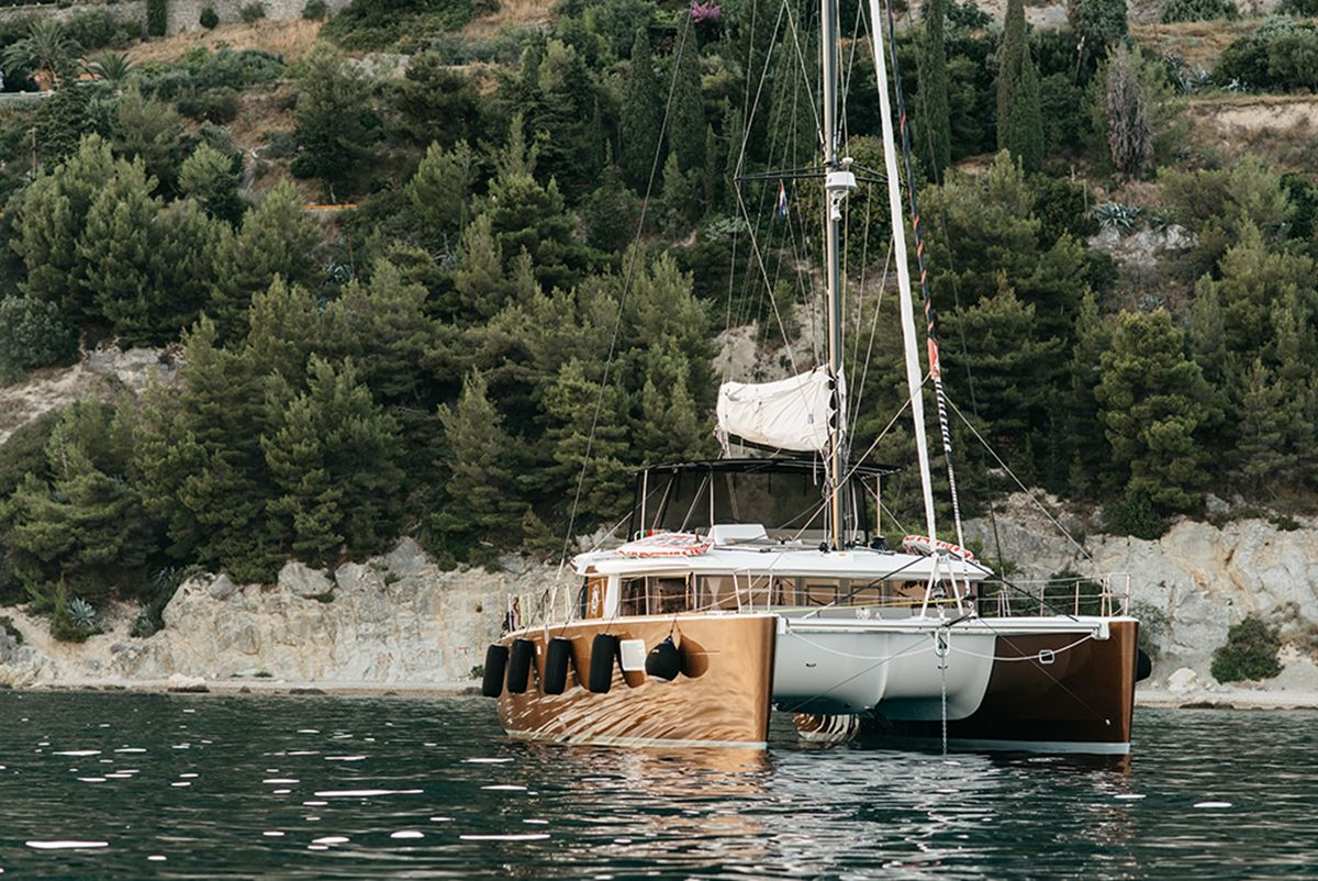 Lagoon 450 F Luxury