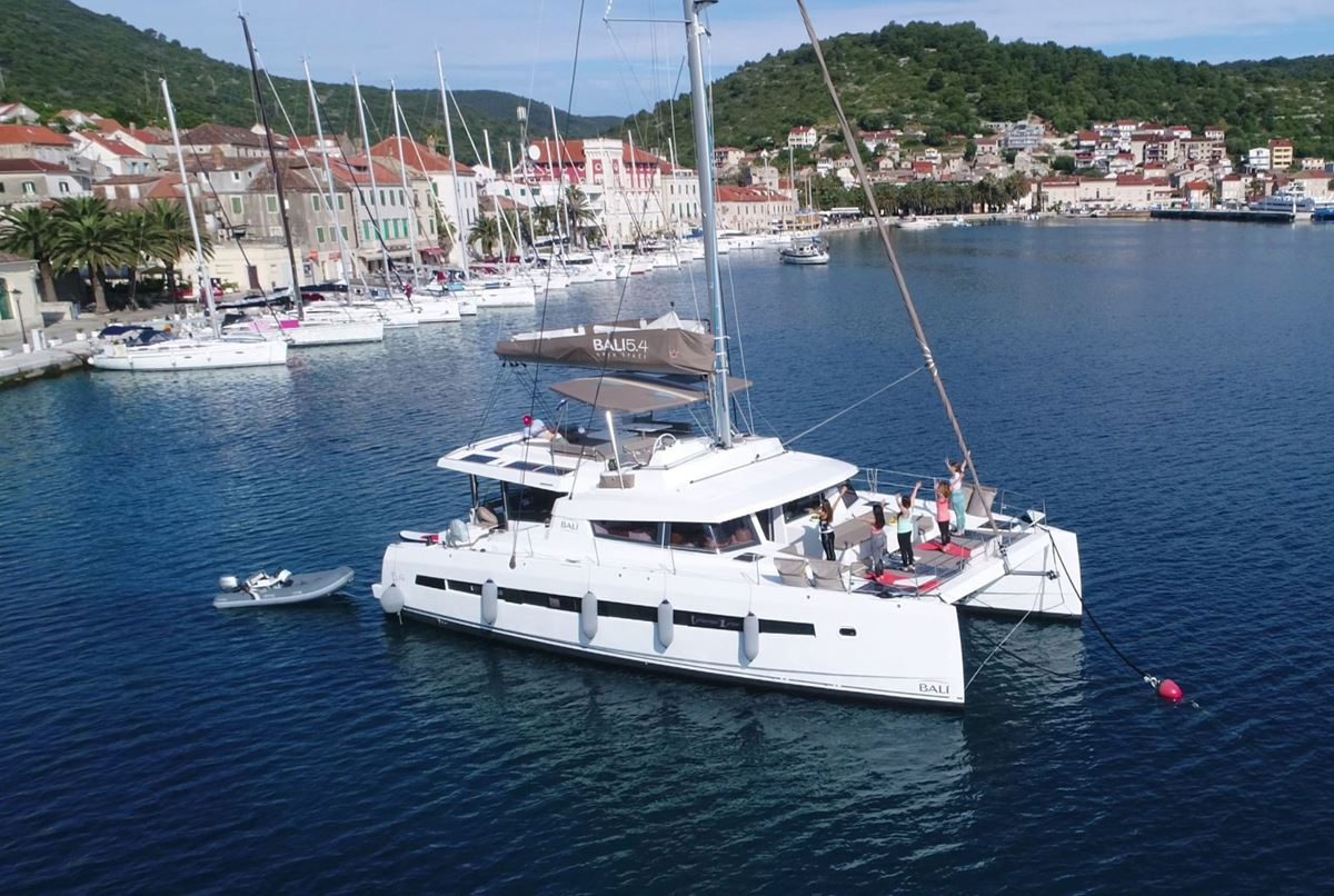 Bali 5.4 New arrival in fleet – Dubrovnik
