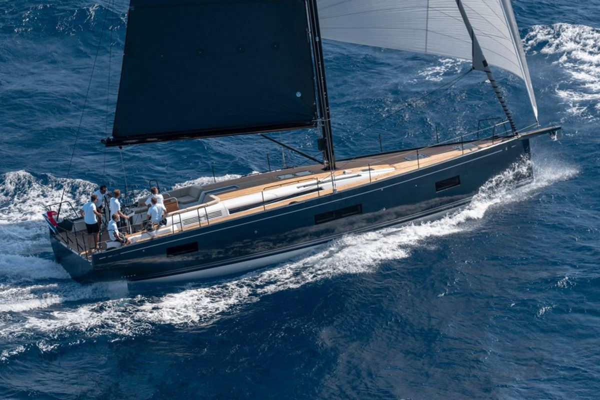First Yacht 53 is in Croatia – a real offshore yacht