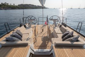 First Yacht 53 is in Croatia – a real offshore yacht, Yacht Charter Croatia
