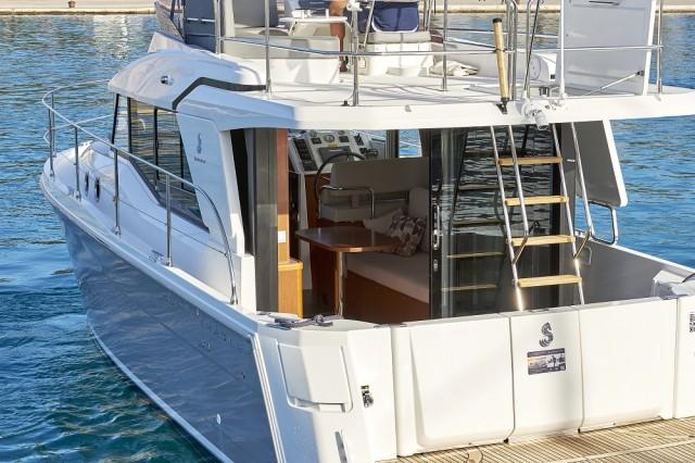 Beneteau Swift Trawler 30 (17)