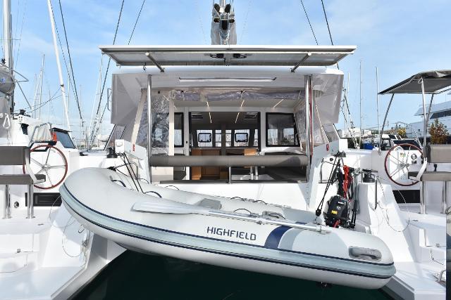 Nautitech 46 Open