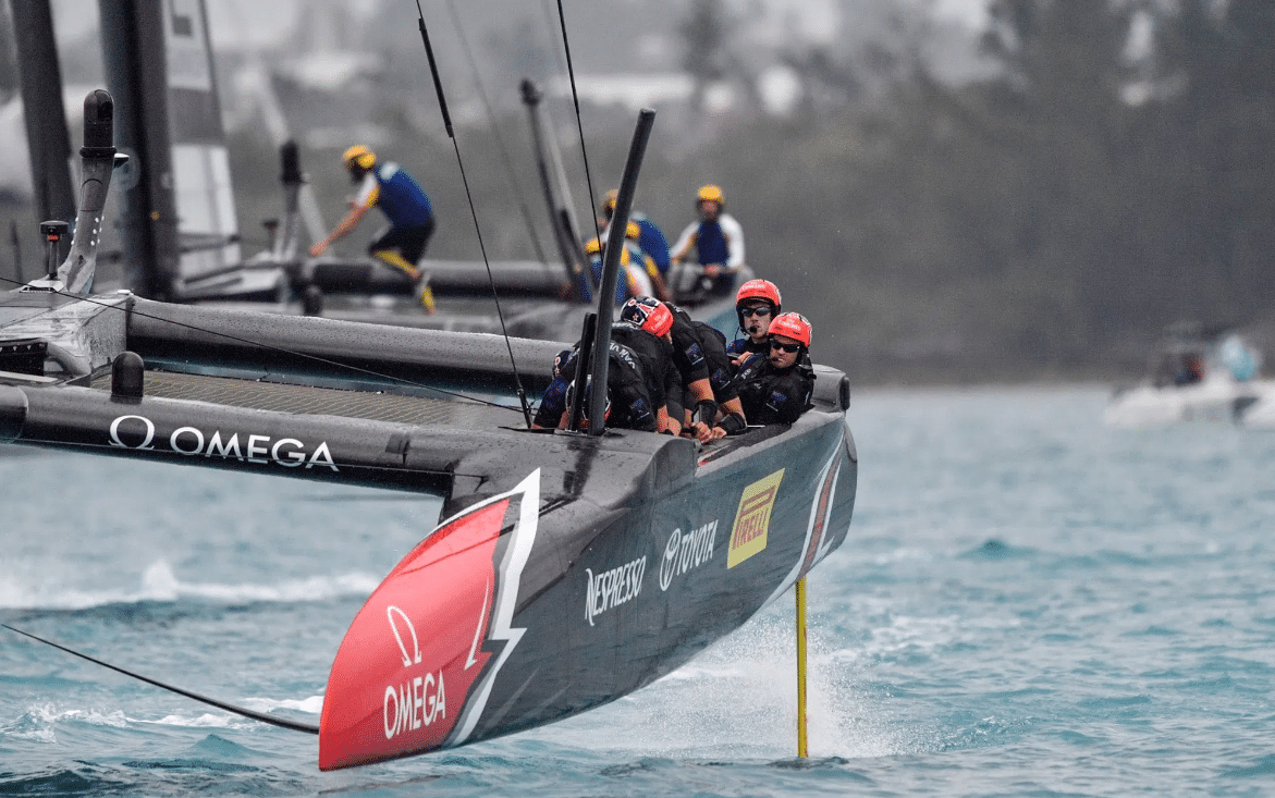 THE 36TH AMERICA'S CUP PRESENTED BY PRADA