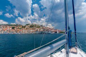 Splendid Sailing In Croatia, Yacht Charter Croatia