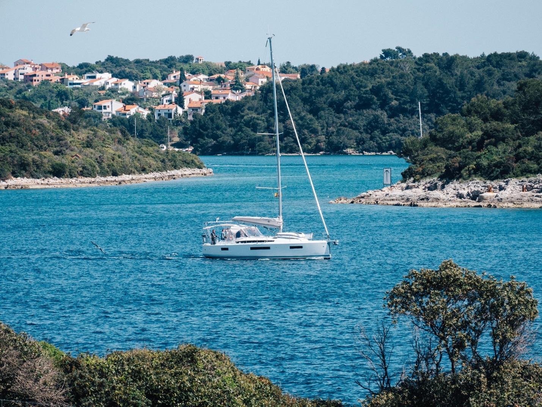 Splendid Sailing In Croatia