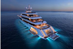 What makes a yacht, MEGA?, Yacht Charter Croatia