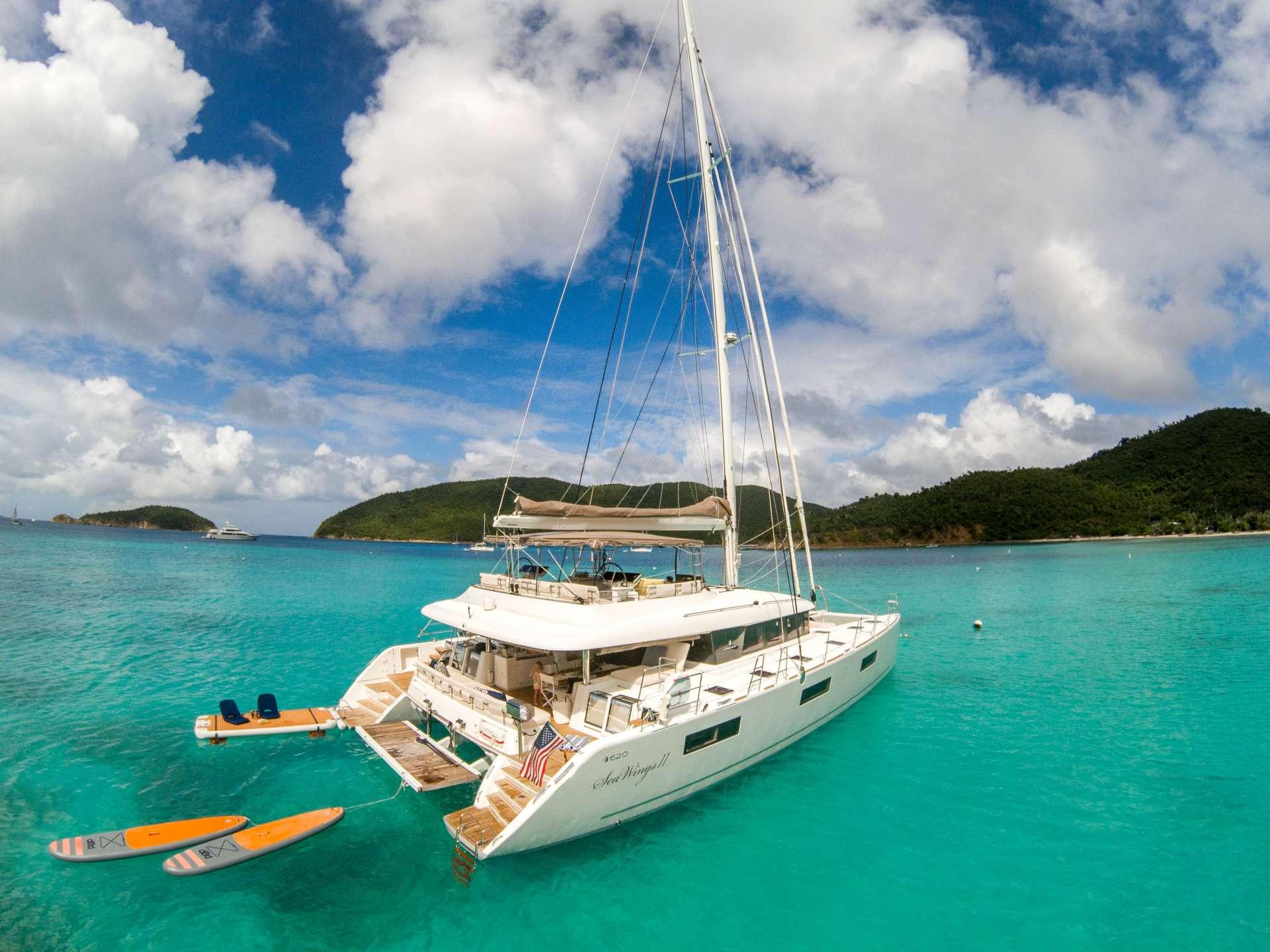 sup catamaran