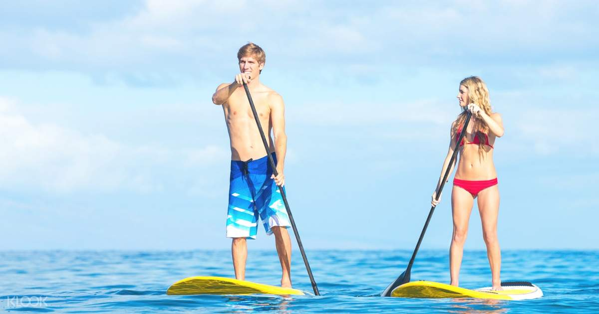 Stand Up Paddle for Yachts