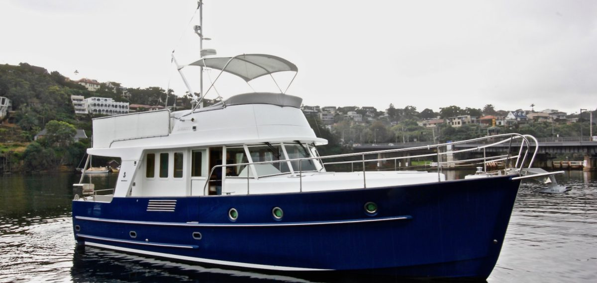 Benetau Swift Trawler 42