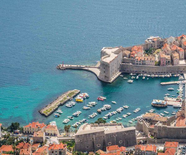 Croatia yacht charter - Dubrovnik
