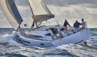 Sun Odyssey 490